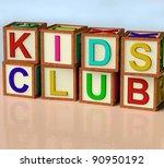 Wooden Blocks Spelling Kids...