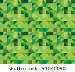 Triangle Seamless Pattern  ...