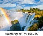 Iguazu Falls  One Of The New...