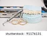 dental clinic. medical...   Shutterstock . vector #91176131