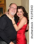 Small photo of LOS ANGELES - DEC 17: Ed Scott, Heather Tom at the 2011 Tom / Achor Annual Christmas Party at Private Home on December 17, 2011 in Glendale, CA