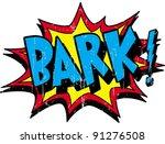 bark | Shutterstock .eps vector #91276508