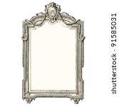 Mirror 18th Century Style  ...