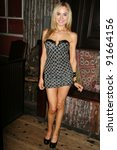 Small photo of Paula Labaredas at Nadya 'Octomom' Suleman's 36th Birthday Party, House of Blues, West Hollywood, CA. 07-13-11