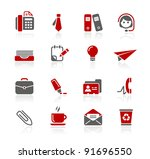 Office & Business Icons - stock vector