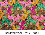Traditional Cloth Pattern