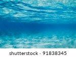 underwater | Shutterstock . vector #91838345