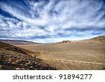 A Mass Of Clouds Flows Over Th...
