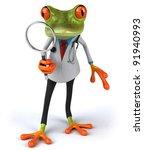 frog doctor | Shutterstock . vector #91940993