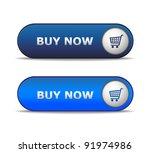 vector button web | Shutterstock .eps vector #91974986