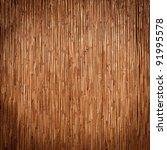 beautiful japanese bamboo... | Shutterstock . vector #91995578