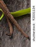 Vanilla Planifolia Vine And...