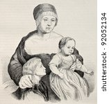 Family Of Hans Holbein The...
