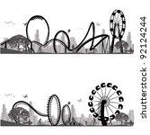 Vector Illustration.roller...