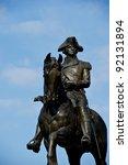 The George Washington Statue A...