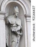 St. Agostino Church. Piacenza....