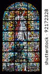 Biblical Stained Glass