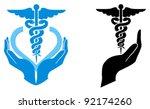 health care | Shutterstock .eps vector #92174260