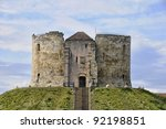 Cliffords Tower In York Which...