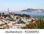 San Francisco And Golden Gate...
