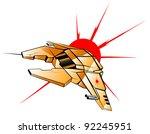 vector illustration of...   Shutterstock .eps vector #92245951