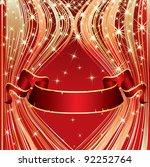 vector red blank background for ...