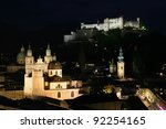 Overview Of The Old Town Of...