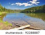Todd Lake, Bend Oregon