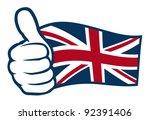Flag Of United Kingdom Of Grea...