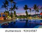 Luxury Resort With Beautiful...