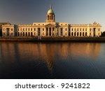 Custom House  Dublin  Ireland