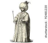 sultan | Shutterstock .eps vector #92481220