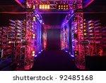 Multi Colored Illuminated Way...