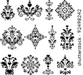 Collection Of Design Elements...