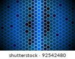 Abstract Digital Hive