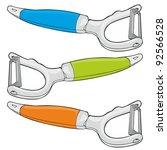 fully editable vector... | Shutterstock .eps vector #92566528