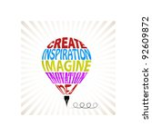 aha,art,balloon,brainstorm,bubble,burst,card,concept,craft,create,creative,discovery,doodle,expertise,icon
