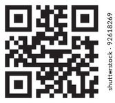 Sample Qr Code Ready To Scan...