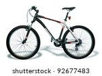 Mountain Bicycle Bike With...