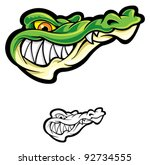 aggressive,alligator,angry,animal,cartoon,cartoon character,icon,icons vector,illustration vector,mascot,reptile,teeth,wild animal,wildlife
