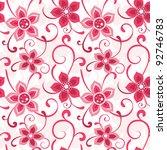 Floral Seamless Pattern...
