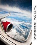 Classic Image Through Aircraft...