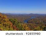 Lake Lure In North Carolina