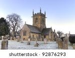 english church in frost
