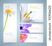 brochure design background.... | Shutterstock .eps vector #92906620