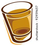 whiskey | Shutterstock .eps vector #92959657