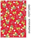 present vector | Shutterstock .eps vector #92971090