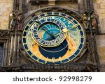 View Of The Astronomical Clock...
