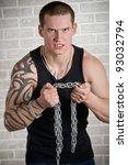 Nice Guy With A Big Tattoo...