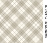 background of diagonal plaid... | Shutterstock .eps vector #93123478